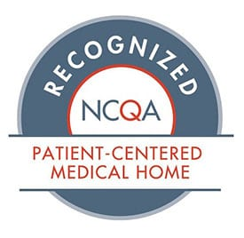 NCQA Recognized Patient-Centered Medical Home Logo